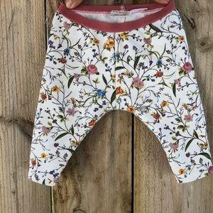 Zara baby girl leggings